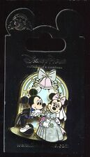 Mickey Mouse and Minnie Mouse Wedding Disney Pin 47557