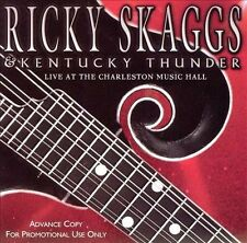 Live at the Charleston Music Hall by Ricky Skaggs (CD, Mar-2003, Hollywood)