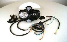 Pit bike HEADLIGHT KIT with voltage regulator KLX110 CRF50 DRZ70 CRF70 Dirt