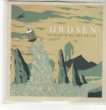 (CZ737) Urusen, In Search of the Delta - 2012 DJ CD