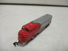 Santa Fe 215 Locomotive N Scale (3)