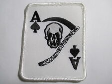 Grim Reaper Patch NOS 2 3/4 X 3 1/2 INCHES