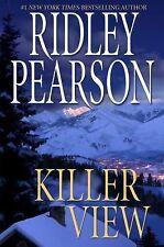 Killer View (Walt Fleming) Pearson, Ridley Hardcover