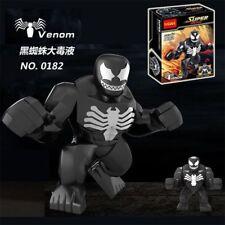 New 1pc Venom Figure Set 3'' Size Big Super Hero Bricks Building Blocks Toy Gift