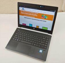 """HP ProBook 430 G5 i5-8350U 1.70GHz 8GB RAM 128GB SSD 13.3"""" FHD Win 10P"""