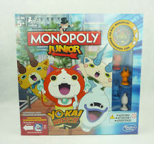 Yo-Kai Watch Monopoly Junior Hasbro Gaming B6494 Brettspiel Kinderspiel