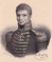 Jean Jacques Étienne Lucas Napoléon Bonaparte Marine Impériale Marennes 1837