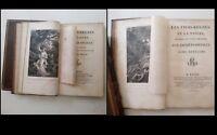 Edition originale: Oeuvres de Delille:Les trois règnes de la nature J Delille