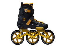 Epic Engage Inline Skates Indoor/Outdoor 125mm Speed Fast Cruiser Free Post