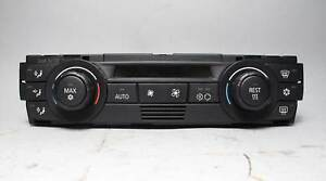 BMW E90 E92 E82 3-Series 1-Series Auto AC Heat Climate Control 2006-2007 USED OE