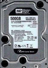 Western Digital WD5002AALX-32Z3A0 500GB DCM: HBNCHTJAAB