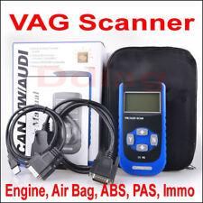 VS450 OBDII Vag-Code Reader Diagnostic Scanner Com Reset Airbag Tool For Audi VW