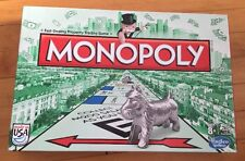 Monopoly Game.New Cat Token Included.No Playing Board, Otherwise Complete