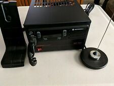 MOTOROLA CM200d with Samplexpower SEC-1223 +Desktop Mic with Antenna.
