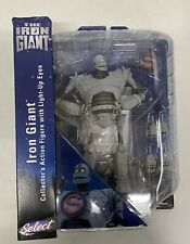 Iron Giant Collector's Action Figure with Light-up Eyes Diamond Select
