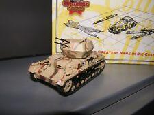 Dinky Matchbox collectibles DYM37582 1/72 Panzer Wirbelwind Flak Pz. IV