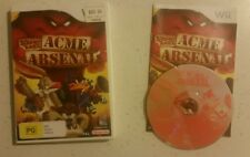 Looney Tunes: ACME Arsenal (Nintendo Wii, 2007) Complete - Fast Free Post!