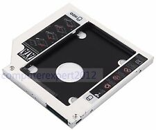 SATA 2nd Hard Drive SSD Caddy Adapter for Toshiba Satellite L50-A-15X L50-C-242