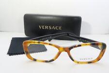 Versace Feminino Óculos Tartaruga Com Estojo Mod 3228 260 52mm d185cd831b