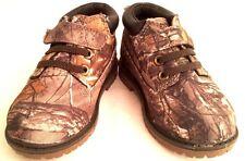 GARANIMALS - Toddler Boy's Size 3,4,5,6 CAMOUFLAGE Hiking Trail Premium Shoes