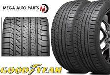 2 Goodyear Eagle Sport All Season 235/50R17 96W Performance 50K Mile M+S Tires