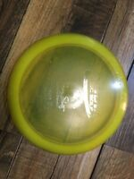 INNOVA CHAMPION BEAST Driver YELLOW Barry Schultz 2x World Champion ~ Disc Golf