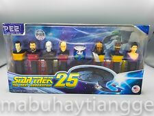 PEZ Star Trek The Next Generation 25 - Limited Edition Collection