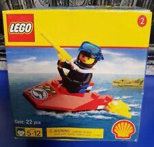 Lego 2536 SHELL PROMOTIONAL SET: WATER JET   New / Sealed