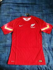New Zealand Nike Player Issue Soccer Jersey Gk 2014 Size L