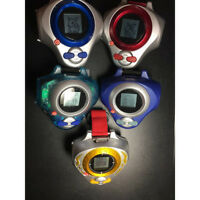 Rare Bandai 2001 Digimon Digivice Season 3 D Ark Complete set 1.0 1.5 2.0 3.0