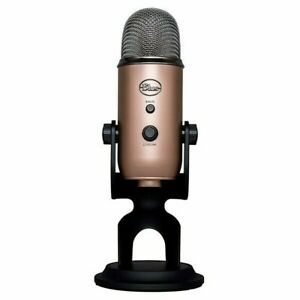NEW Blue Yeti USB Microphone - Aztec Copper