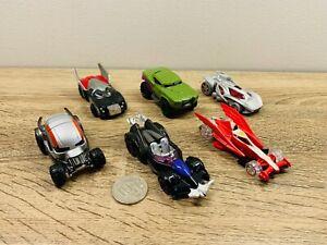 Hot Wheels Antman Hulk Falcon Thor Hawkeye Ultron Avengers Character Car Lot