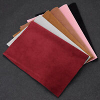 1Pc A4 Faux Synthetic Leather Fabric DIY Sewing Cloth Accessories Supplies