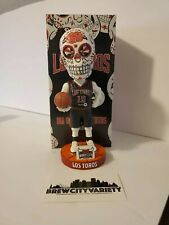 "Windy City Bulls ""Dia De Los Muertos"" Bobblehead SGA Sugar Skull with box"