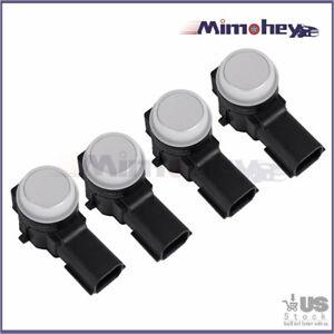 4pcs 23428268 Parking Sensor Bumper Aid Backup PDC Fit for GM Silverado 52050134