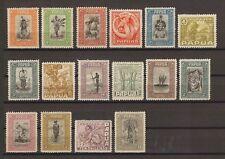 PAPUA 1932-40 SG 130/45 MINT Cat £550