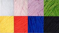 Schachenmayr SMC Dream Bulky Chenille Type Yarn Loom Knit Crochet FS