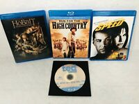 Blu-ray Lot The Hobbit Desolation of Smaug Ted Speed