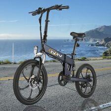 20IINCH Electric Bike Mountain Bicycle EBike 21Speed 350W Removeable Battery