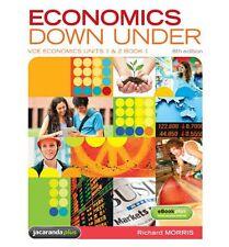 【Like New】Economics Down Under: Book 1 VCE Unit 1&2 8th Ed Richard 9781118337103