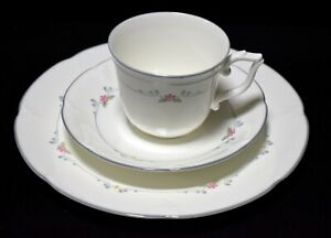 Villeroy & Boch Collier - 3-teiliges Kaffeegedeck Tasse Teller Untertasse