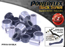 Volvo V60 (2011 on) Powerflex Black Rear Upper Arm Bushes PFR19-1911BLK