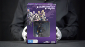 Fire Emblem Fates Conquest Limited Edition 3DS PAL Boxed - 'The Masked Man'
