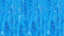 Very Hungry Caterpillar Fabric Texture Blue - Per 1/4 Metre