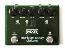 MXR M292 Carbon Copy Deluxe, BRAND NEW WITH WARRANTY! FREE 2-3 DAY S&H in U.S.!