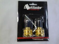 BIKE MASTER ANTI-VIBRATION BAR ENDS 26-6003 GOLD NEW
