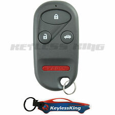 Replacement for 2000-2004 Honda S2000 Key Fob Keyless Entry Car Remote 4btn
