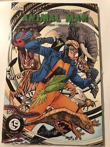 Animal Man Comic Graphic Novel Vertigo DC Lootcrate Exclusive Edition New