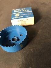 blu-jet hole saw miller falls sheet metal 8648,(3 inch)