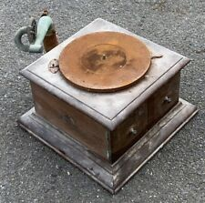 More details for vintage ideal zenith gramophone record player project
